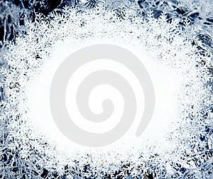 Cartolina di Natale astratta Fotografia Stock Libera da Diritti