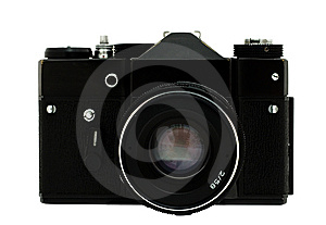 Classic camera Royalty Free Stock Images