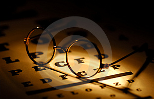 Eye Care Royalty Free Stock Photography
