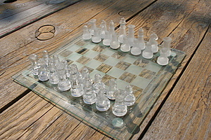 Chess Game Stock Photography - Image: 751072