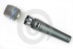 Shure SM57 Dynamic Microphone Stock Photos - Image: 754173