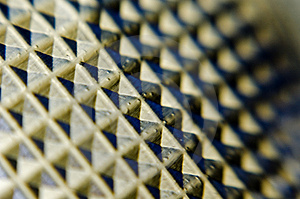 Metal Squares Stock Images - Image: 755944