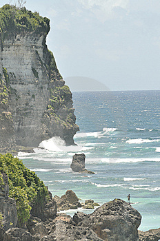 Bali , Uluwatu Stock Photos - Image: 7630163