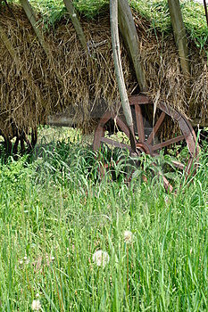Wheel Royalty Free Stock Photography - Image: 771607
