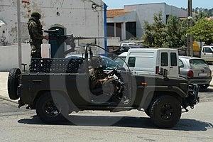 Armée Dans L'action Photos libres de droits - Image: 776018