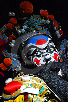 Peking Opera Puppet Royalty Free Stock Photo - Image: 7702235