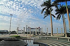 Century Square In Foshan China Stock Image - Image: 7702371