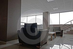 Modern  Interior Royalty Free Stock Image - Image: 7702646