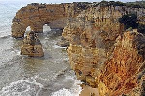 Algarve, Portugal Royalty Free Stock Photo - Image: 7703995