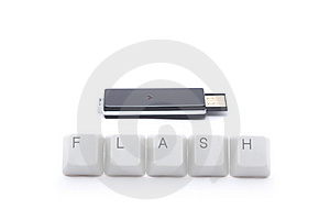 Usb Flash Drive Stock Photo - Image: 7705060