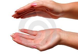 Human Palms Stock Photography - Image: 7705472