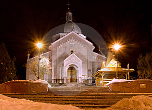 Grecian Catholic Church Stock Photos - Image: 7706203