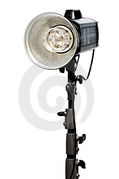 Photographic Flash Stock Photo - Image: 7707060
