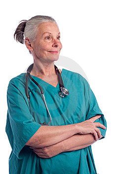 Healthcare Professional Royalty Free Stock Images - Image: 7707619