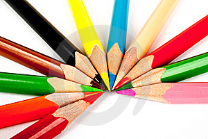 Sharpened Pencil -3 Stock Images - Image: 7707904