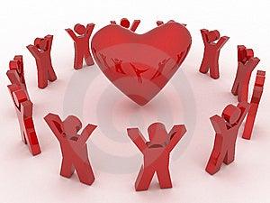 Valentine's Day Stock Image - Image: 7710531