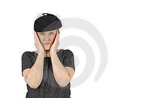 Sad Woman Stock Photos - Image: 7713663