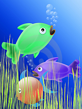 Life Of The Sea (02) Royalty Free Stock Photos - Image: 7716228