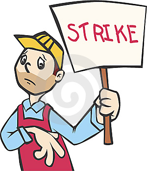 A Striker Man Stock Photography - Image: 7716352