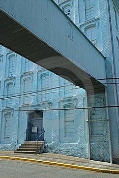 Old Factory Exterior Stock Photos - Image: 7716493