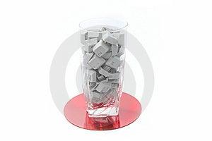 Taste Digital Cocktail Drink Stock Image - Image: 7718641