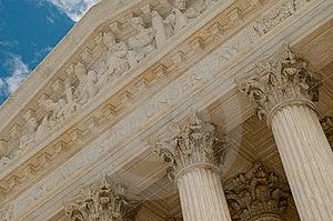 US Supreme Court Royalty Free Stock Photo - Image: 7718655
