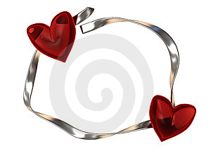 Love Frame Royalty Free Stock Images - Image: 7720029