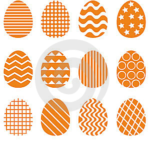 Easter Eggs Stock Photography - Image: 7726432