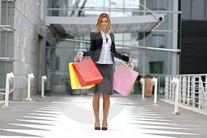 Shopaholic Stock Images - Image: 7728014