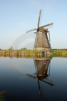 Windmills Royalty Free Stock Photography - Image: 7728407