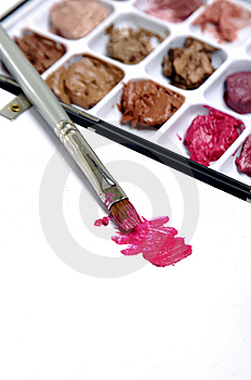 Makeup Accessory Royalty Free Stock Photography - Image: 7731097