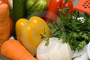 Vegetables Royalty Free Stock Image - Image: 7732056