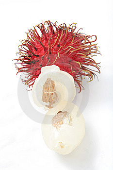 Rambutan Fruit Stock Photo - Image: 7734590