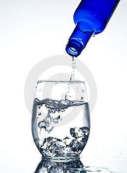 Glasses With Water Stock Images - Image: 7735494