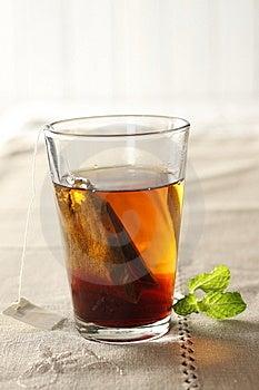 Tea Time Stock Photo - Image: 7736370