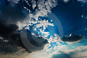 Cloudscape Royalty Free Stock Photos - Image: 7738438