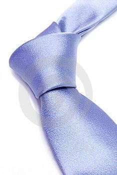 Blue Tie Stock Photo - Image: 7738480