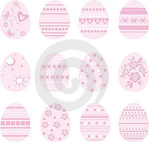 Easter Eggs Royalty Free Stock Photography - Image: 7738797