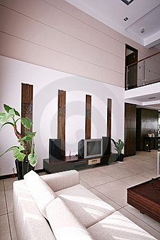 Spacious Home Stock Photos - Image: 7739003