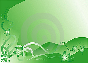 Green Background Royalty Free Stock Image - Image: 7745036
