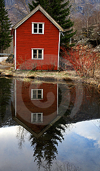 Norway Rural Scape Royalty Free Stock Photos - Image: 7745968