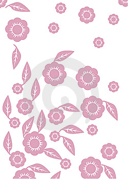 Background Of Flower Stock Photo - Image: 7746950