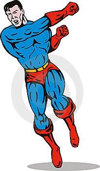 Superhero Stock Images - Image: 7746984