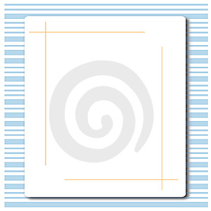 Bar Code And Blank White Board Stock Images - Image: 7750304
