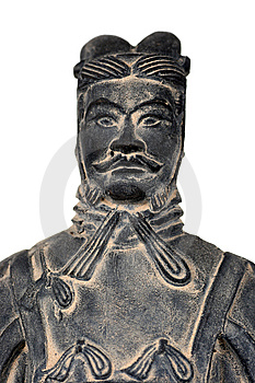 Terra-cotta Warriors Stock Images - Image: 7750414