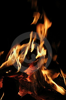 Fire Royalty Free Stock Photography - Image: 7751207