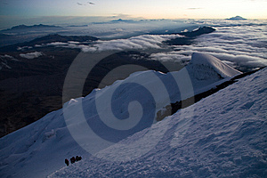 Looking Down Stock Image - Image: 7752491