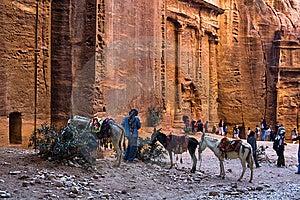 Petra Royalty Free Stock Photos - Image: 7752628