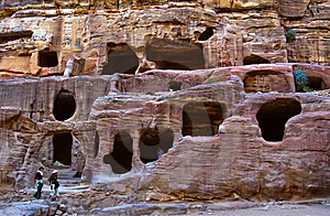Petra Royalty Free Stock Image - Image: 7752636