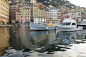 Camogli Royalty Free Stock Photography - Image: 7755377